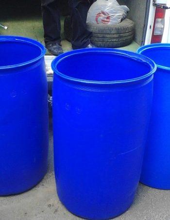 Бочка 220 литров